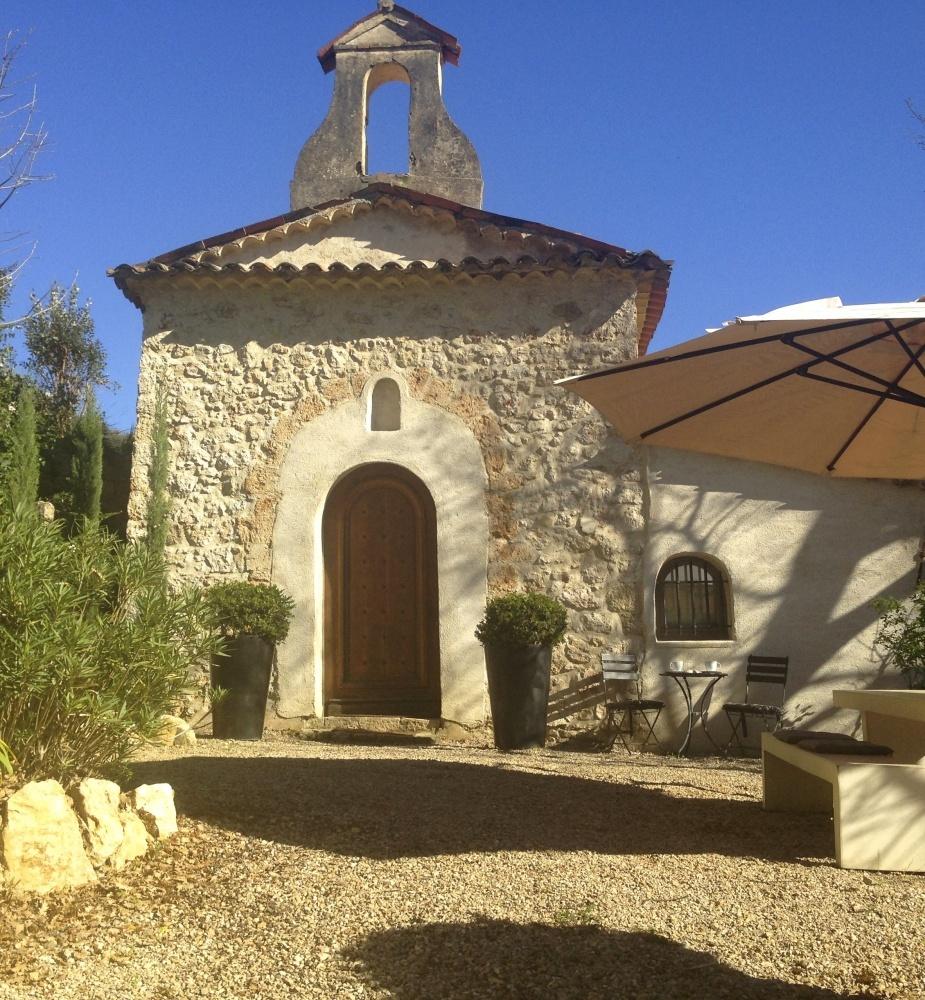 Nice Saint Sauveur chapelle insolite
