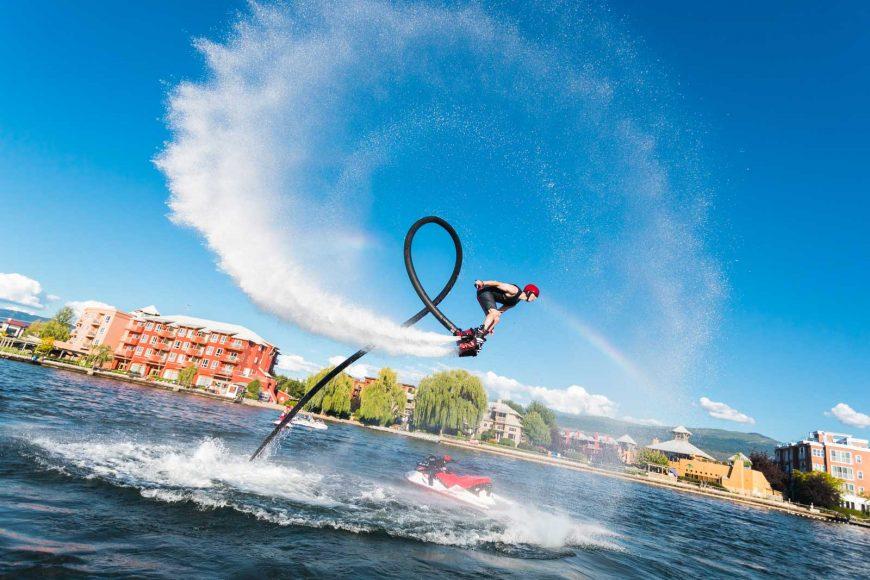 Flyboard à Nice