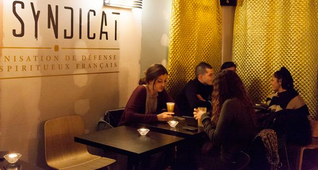 Bar le Syndicat Paris