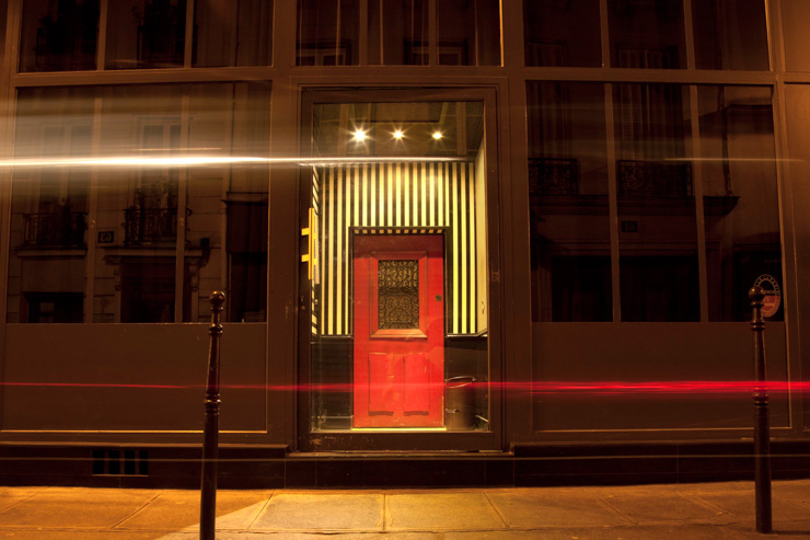 Bar Little Red Door Paris