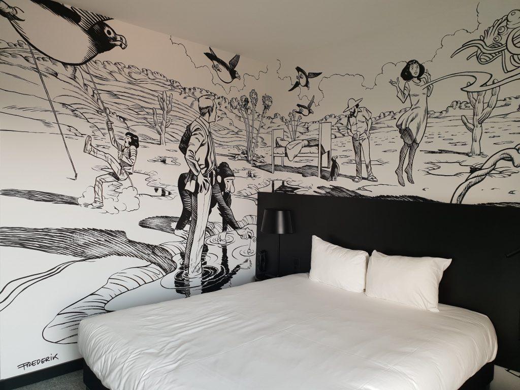 hôtel BD à Genève