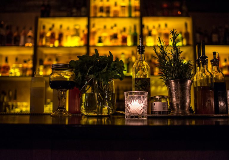 Bar Moonshinner Paris