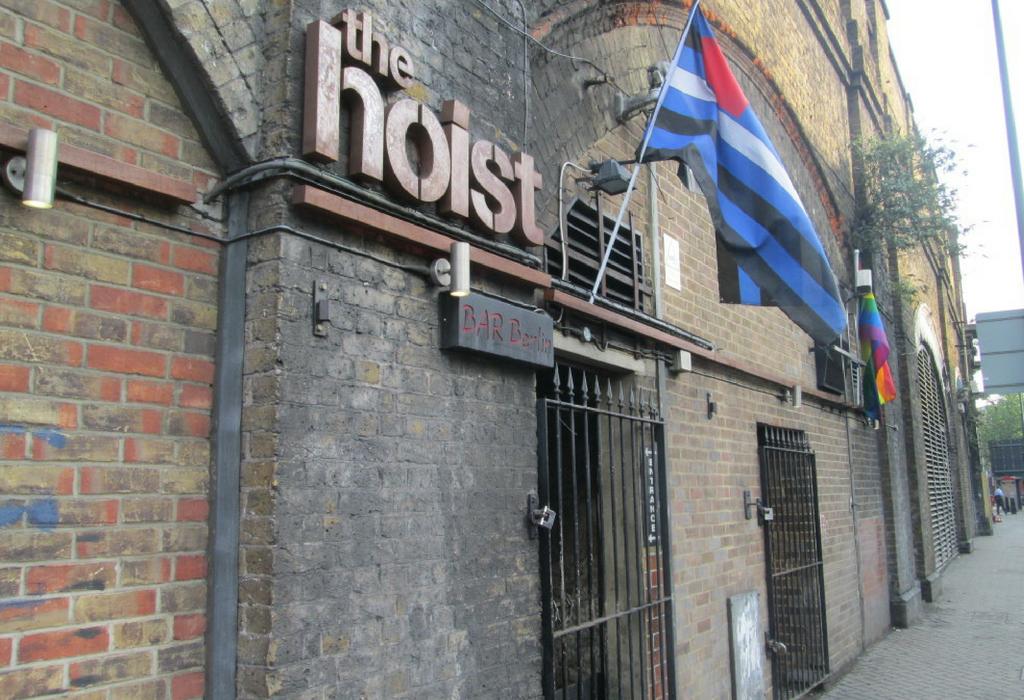 extérieur The hoist
