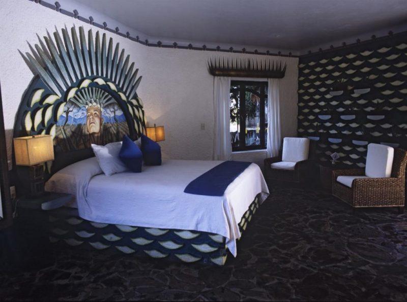 Chambre hôtel Matices de Barricas