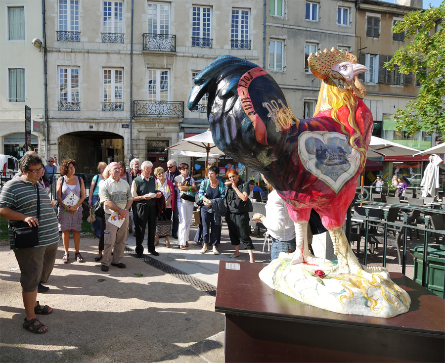 ain pertinentes à Bourg-en-Bresse