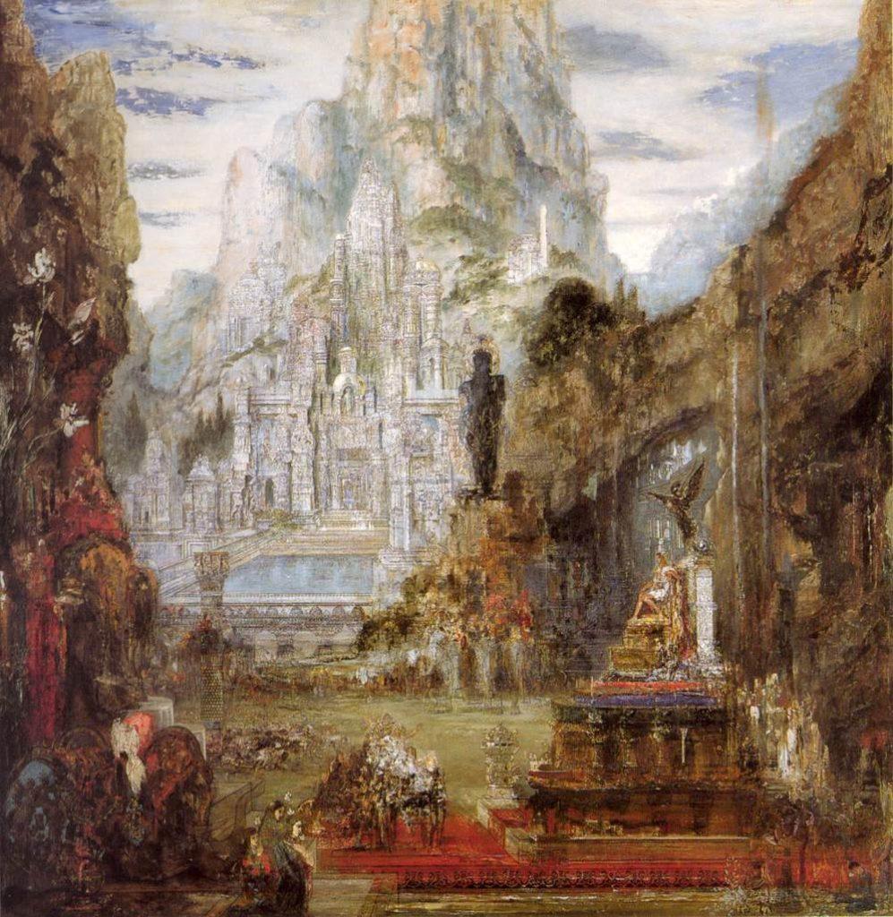 Le triomphe d'Alexandre le Grand