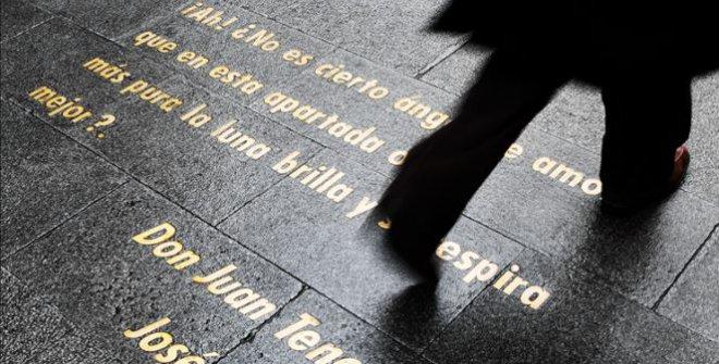 Barrio de las letras à Madrid