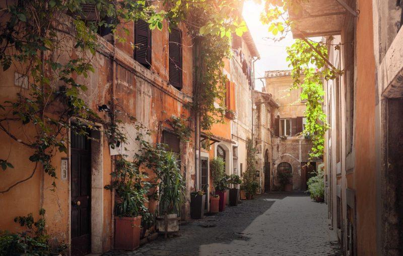 Le charme italien en image