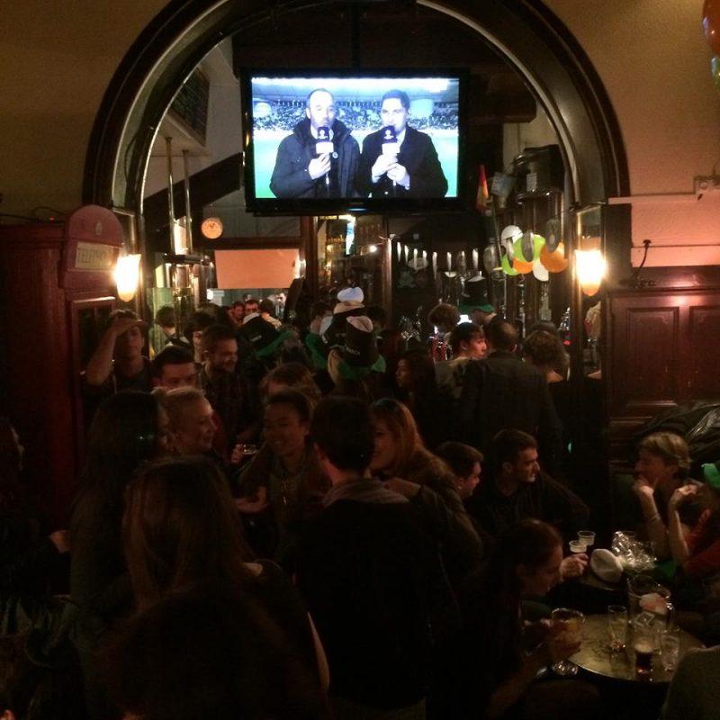Bar Albion à Lyon