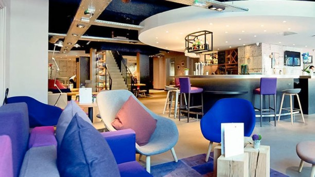 Le bar Le Comptoir à Lyon