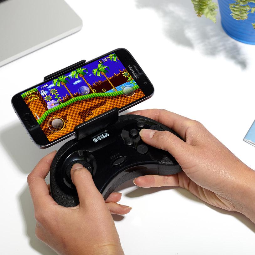 manette jeu smartphone sega