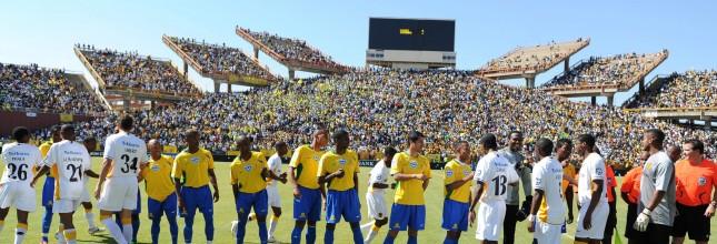 Stade de Mmabatho Afrique du Sud