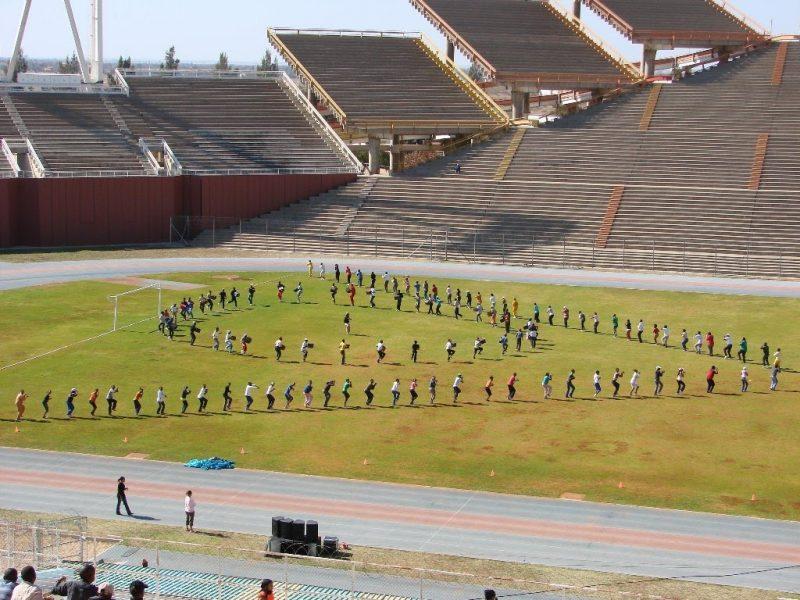 Stade de foot Mmabatho