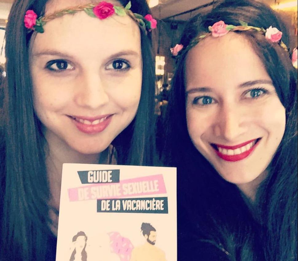 Flore Cherry et Guenièvre Suryous