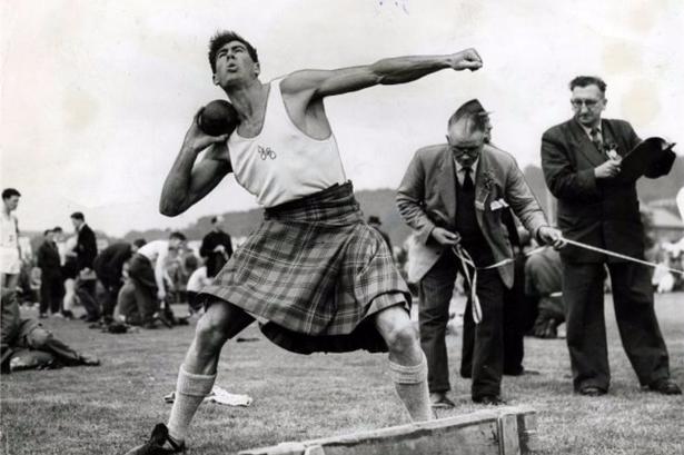 les Highlands Games en Ecosse