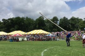 Les Highland Games