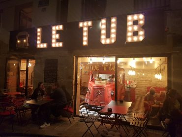 restaurant insolite le Tub