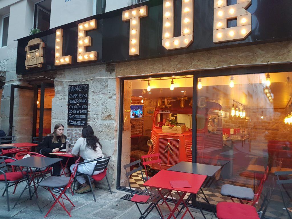 restaurant le Tub