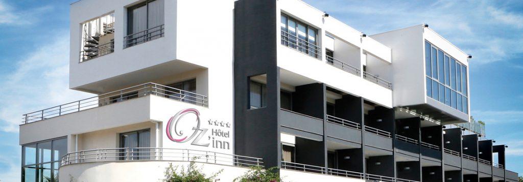 hôtel libertin Oz'Inn au Cap d'Agde