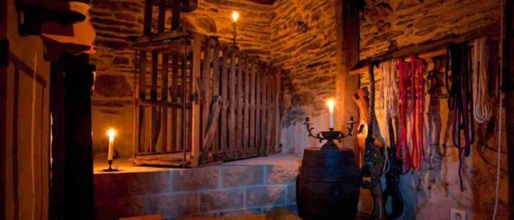 la demeure libertine en Bretagne