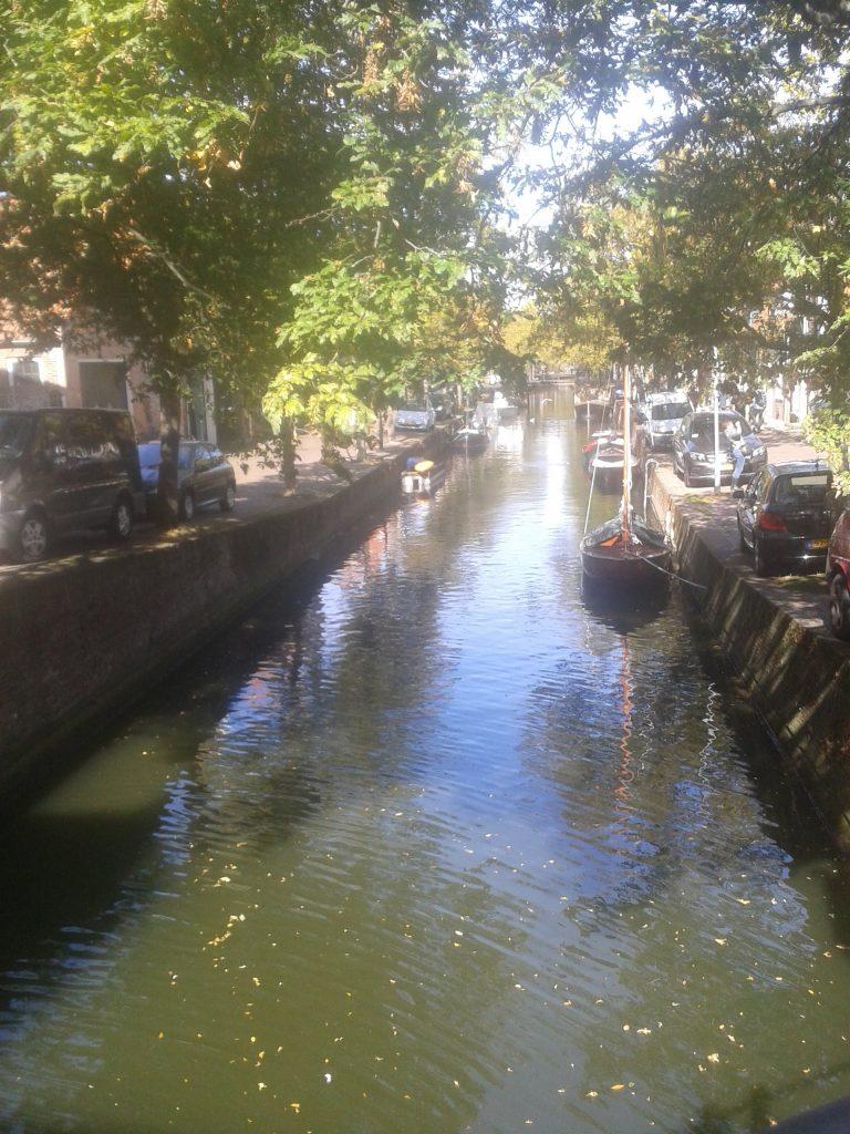 Enkhuizen ville pêcheurs en Hollande