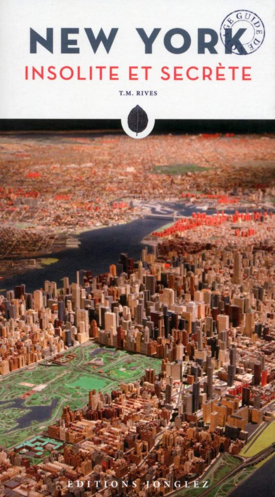 guide voyage de New York insolite