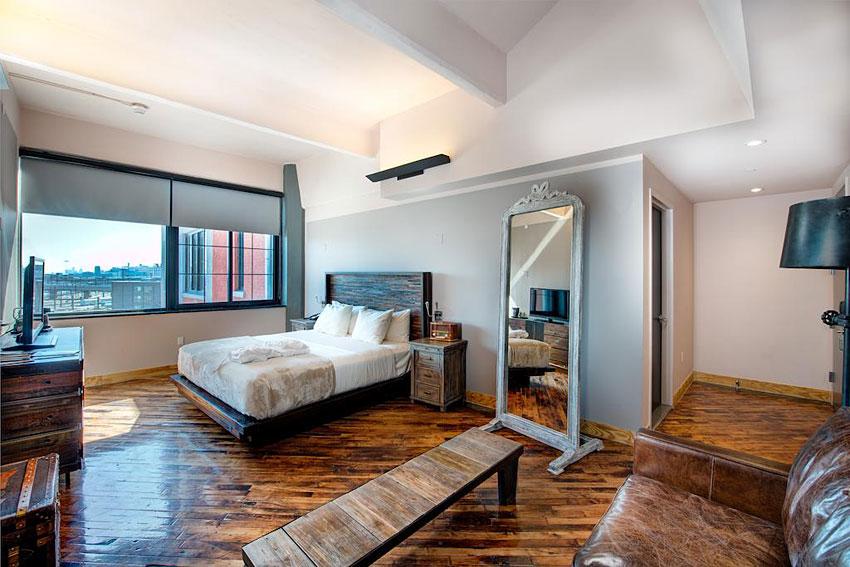 hôtel insolite New York : Paper Factorya