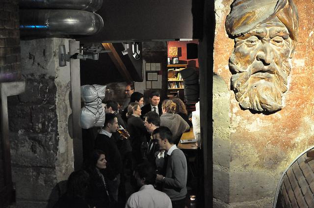 bar des poètes disparus à Paris