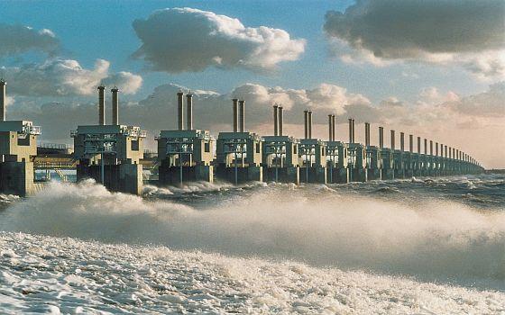 waterland deltawerken