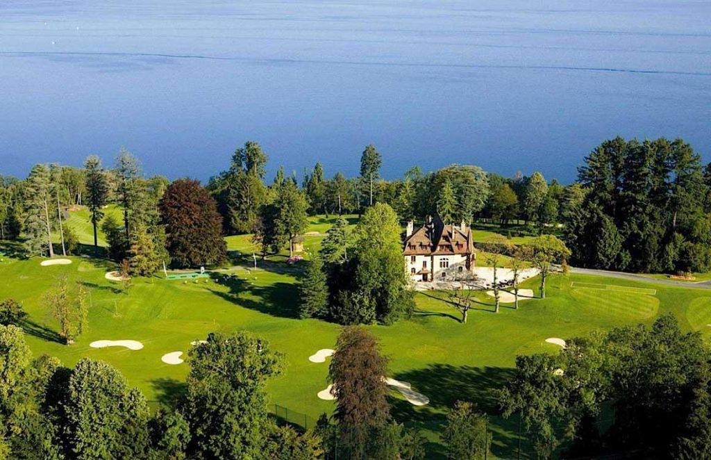 Évian Resort Golf Club, Évian, France