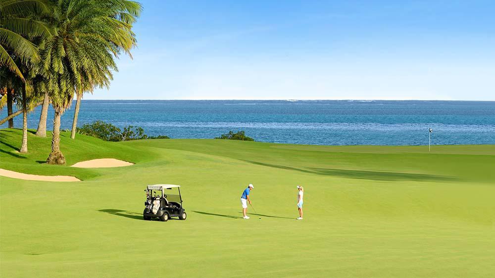 Anahita Golf, Beau Champ, Ile Maurice