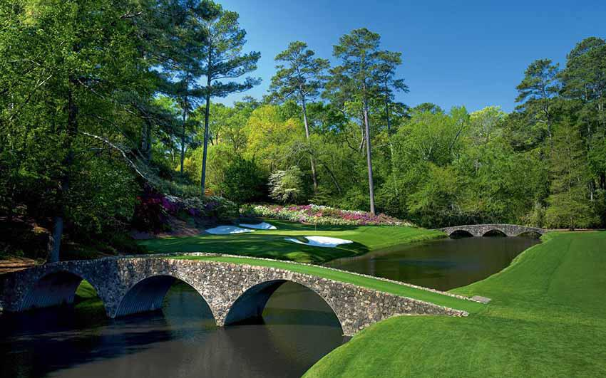 Augusta National Golf Club, Augusta, Géorgie, Etats-Unis