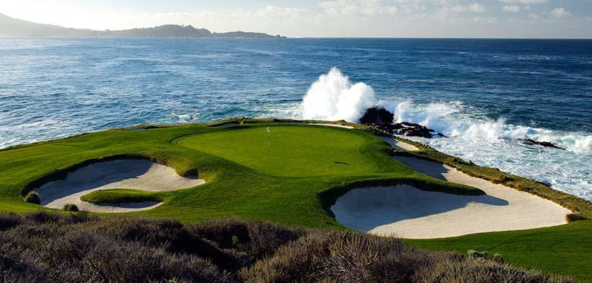 Pebble Beach, Californie, Etats-Unis