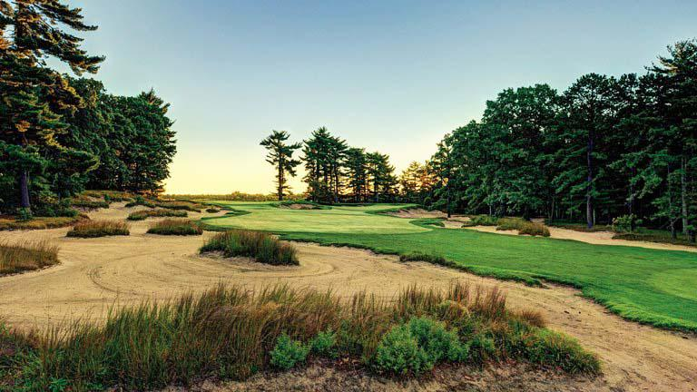 Pine Valley Golf Club, New Jersey, Etats-Unis