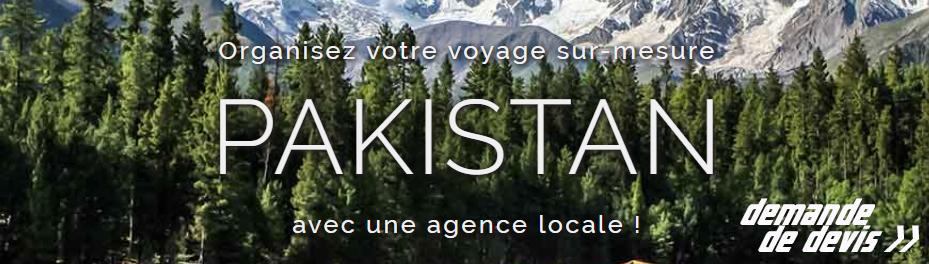 Agence voyage Pakistan