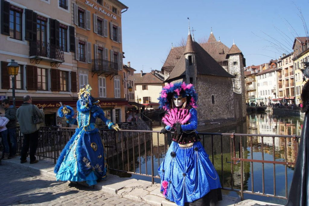 carnaval d'Annecy