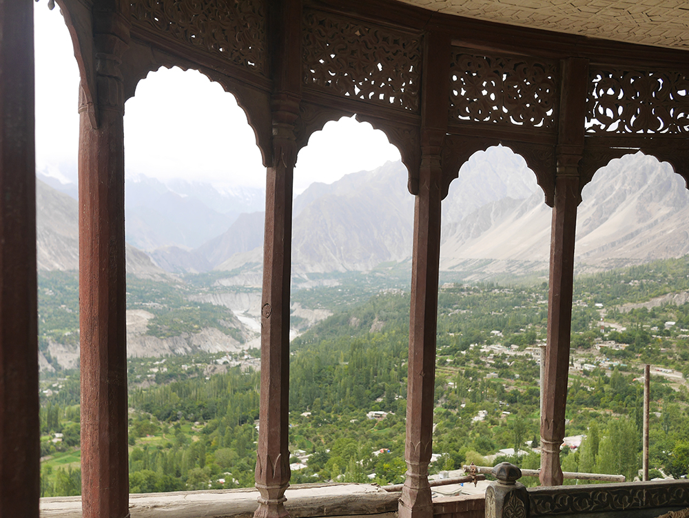 fort Baltit Karimabad