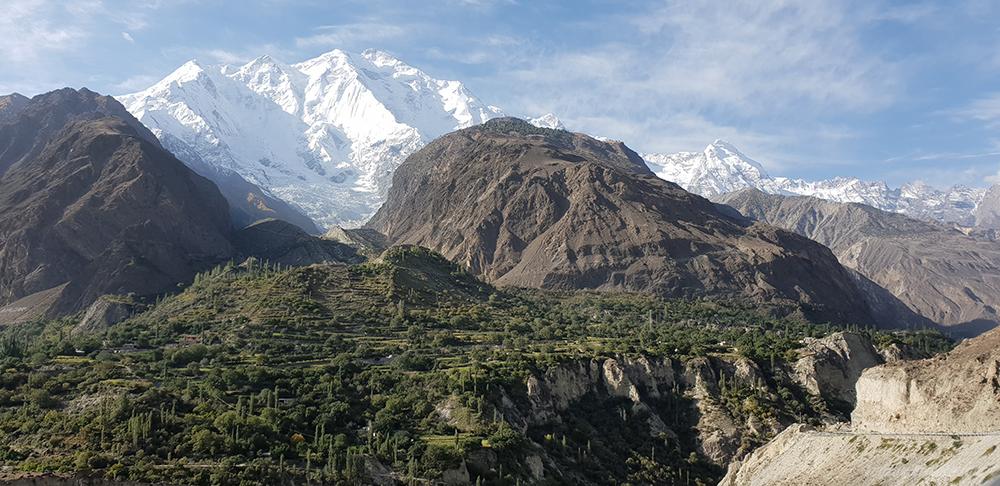 mont Rakaposhi