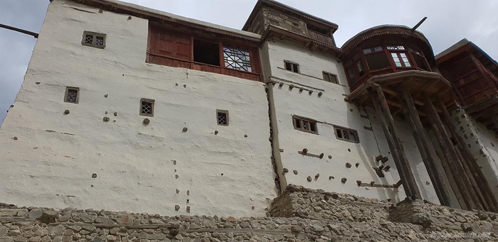 fort Baltit au Gilgit Baltistan
