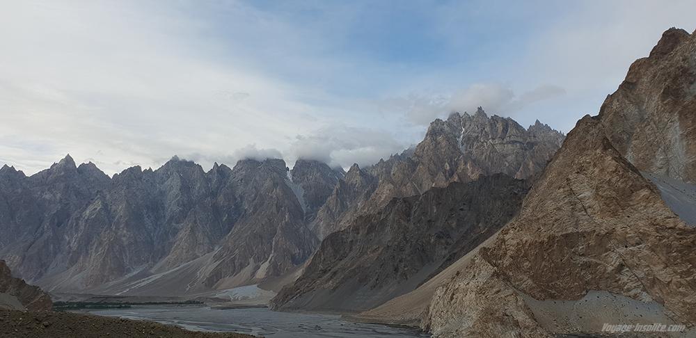 Passu Gilgit Baltistant