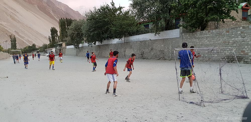 football au pakistan