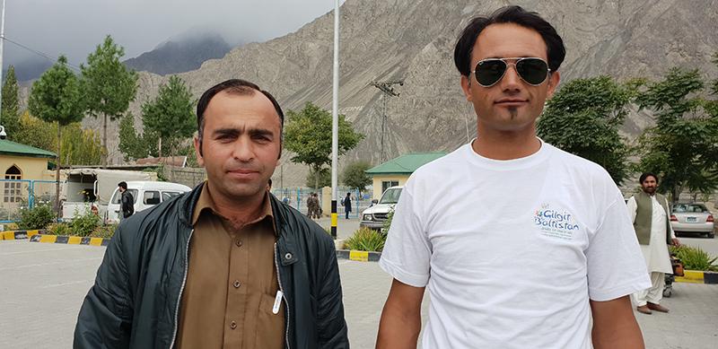 guides Gilgit Baltistan
