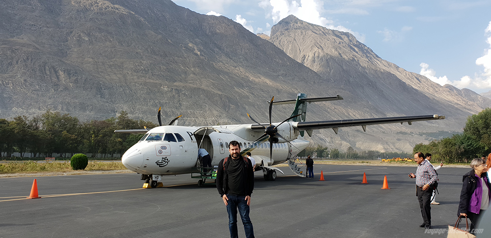 avion Gilgit Baltistan Pakistan
