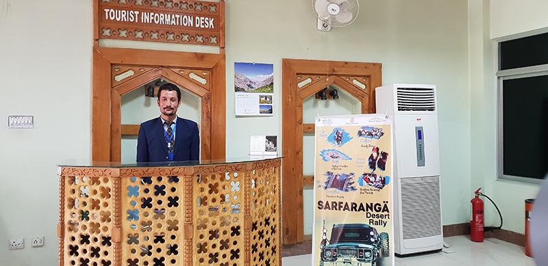 bureau tourisme Gilgit-Baltistan