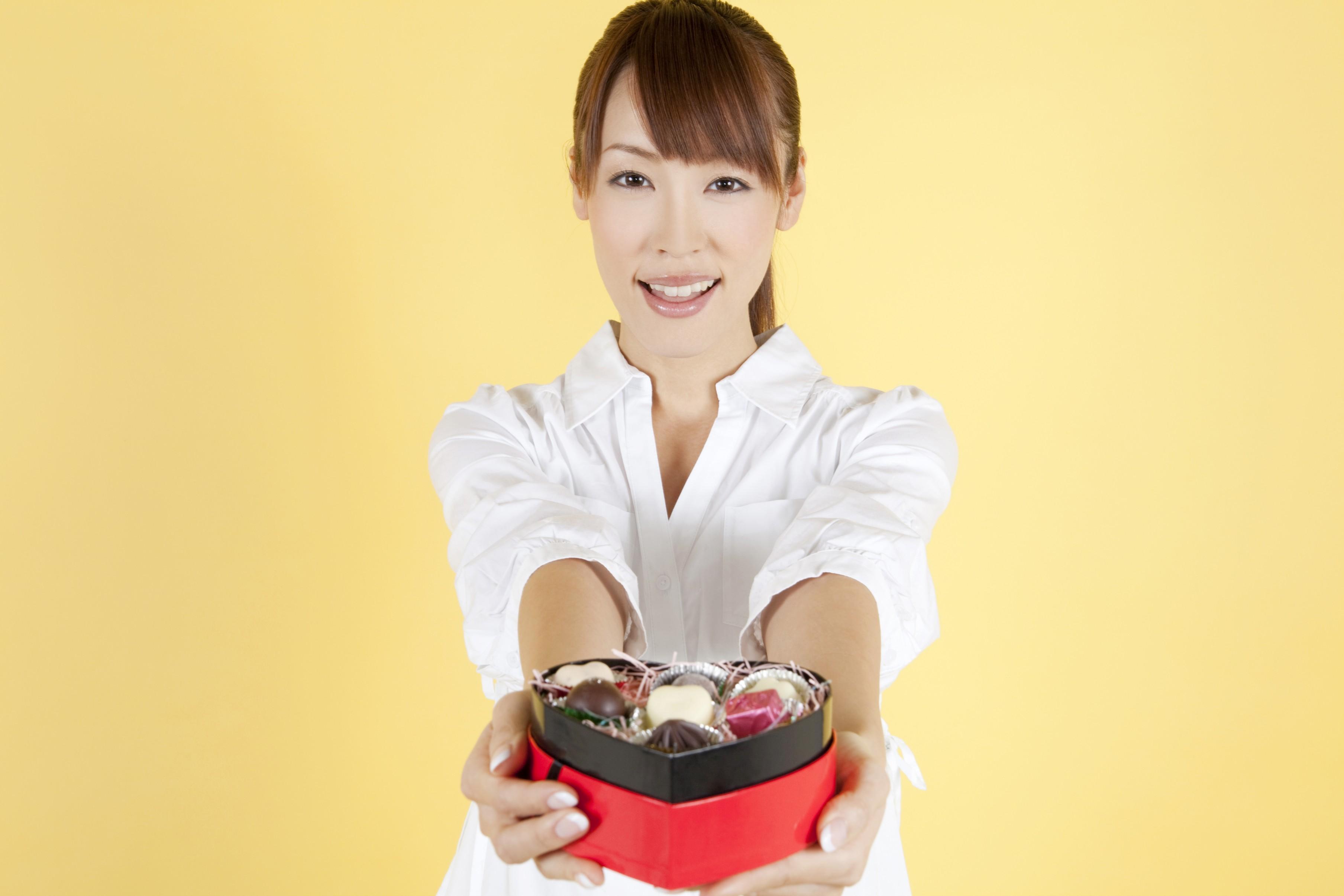 saint valentin avec japonaise