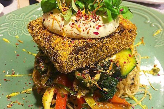 restaurant vegan madrid
