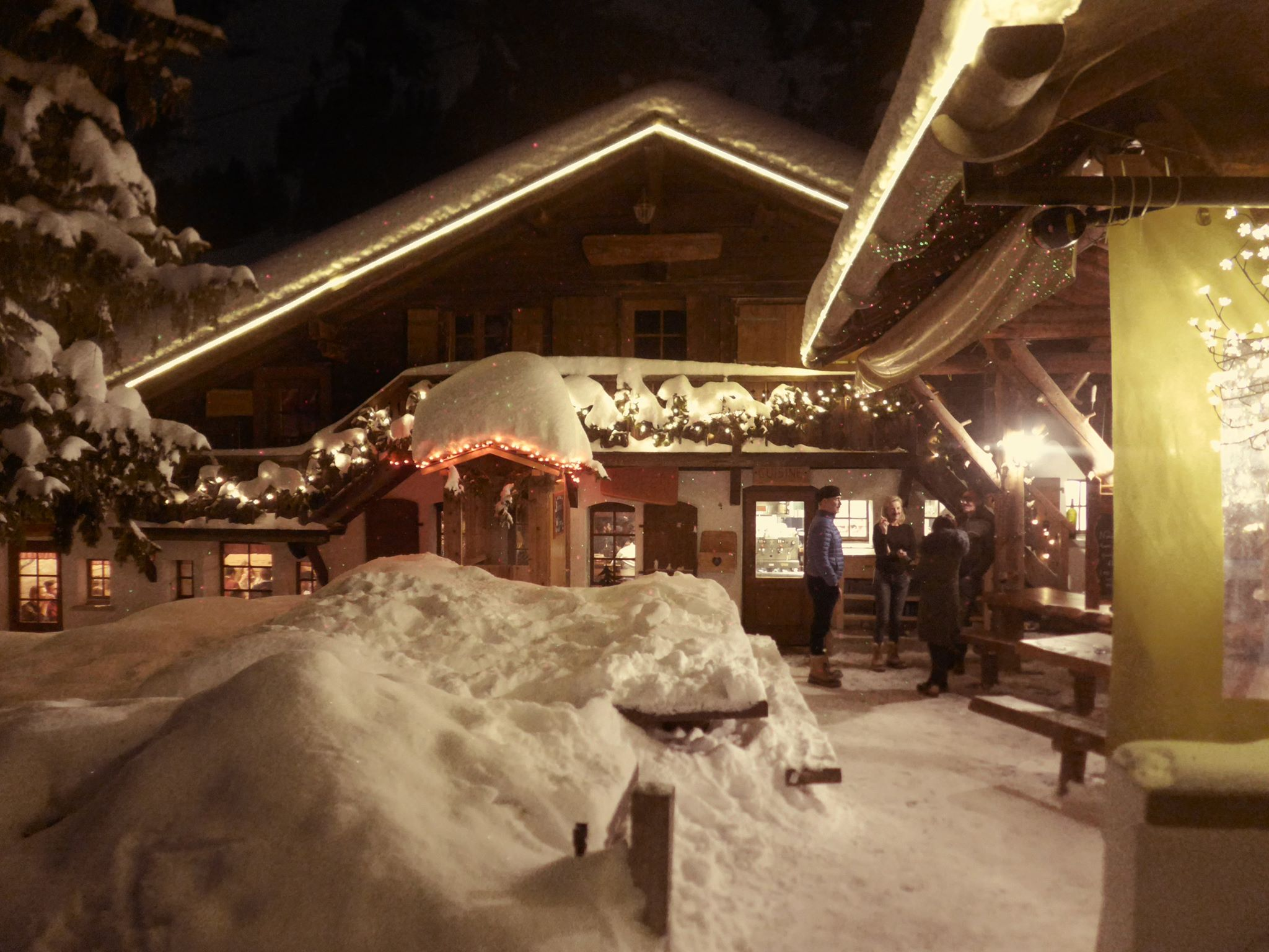 villars sur ollon en Suisse