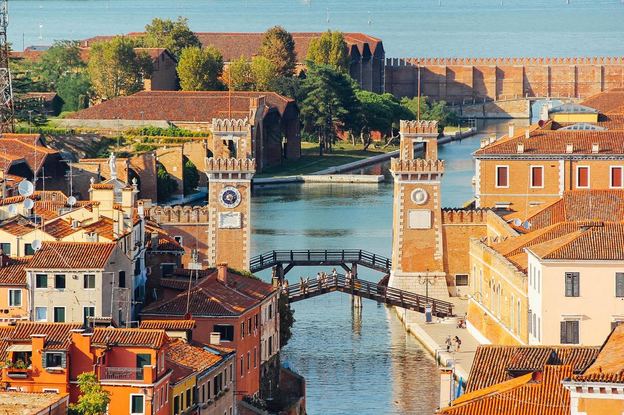 Top 8 du Venise insolite