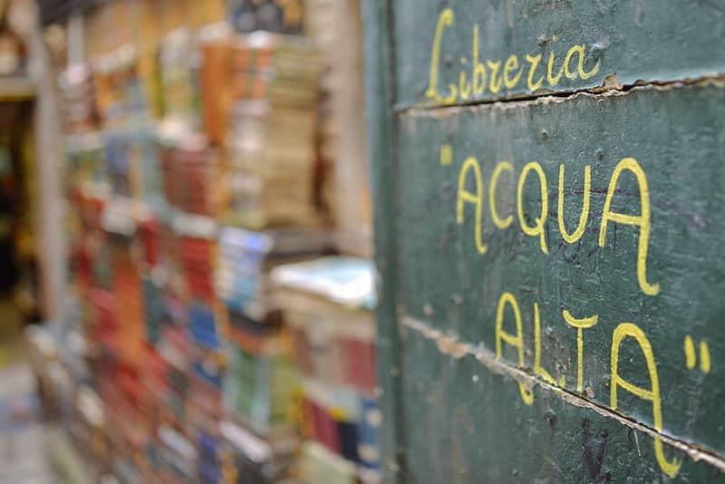 librairie ibrairieAcqua Alta di Frizzo Luigi