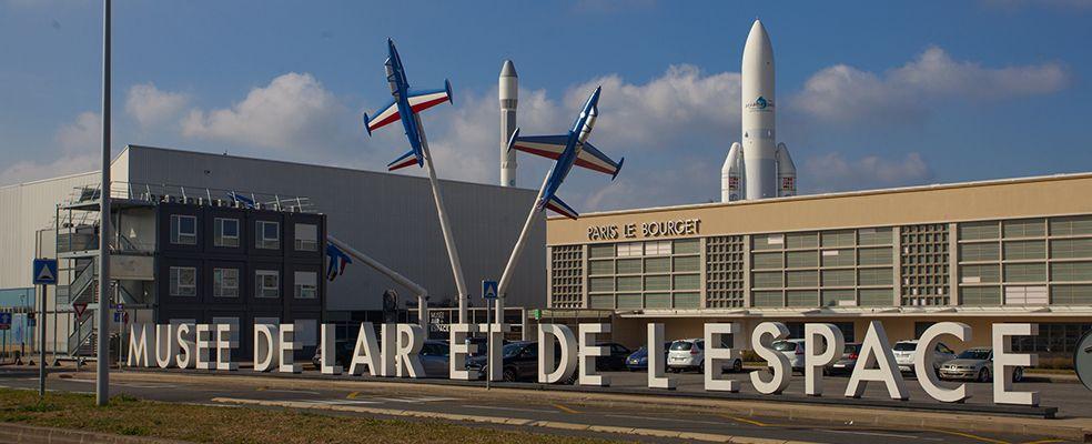 musée de l'air et de l'espace à Paris